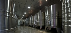 chai inox vinification