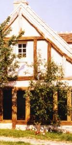 maison neuve à l'ancienne