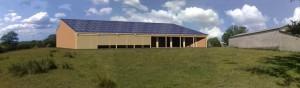 Agricole Photovoltaique