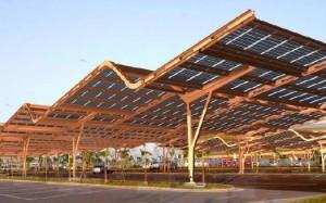 Architecture et photovoltaique