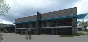KDA conçoit le nouveau siège social de GEF