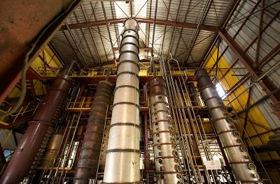 Distillation par KDA