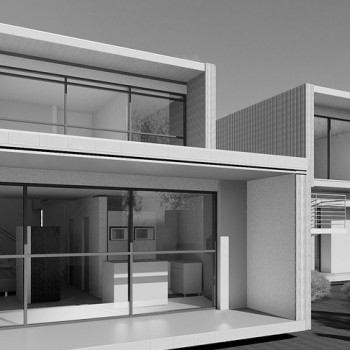 extrait de r alisations de kda kube design architecture sas kda agence d 39 architectes. Black Bedroom Furniture Sets. Home Design Ideas