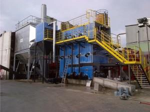 Chaudière Biomasse KDA