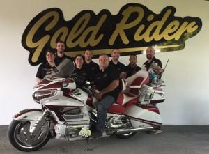 Gold Rider Team KDA