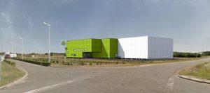Nouveau bâtiment croc frais par KDA