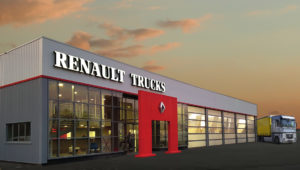 Concession Renault Trucks Saintes KDA