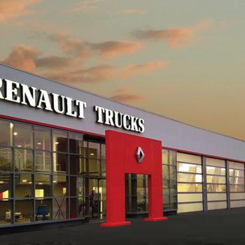 Concession Renault Trucks Saintes KDA